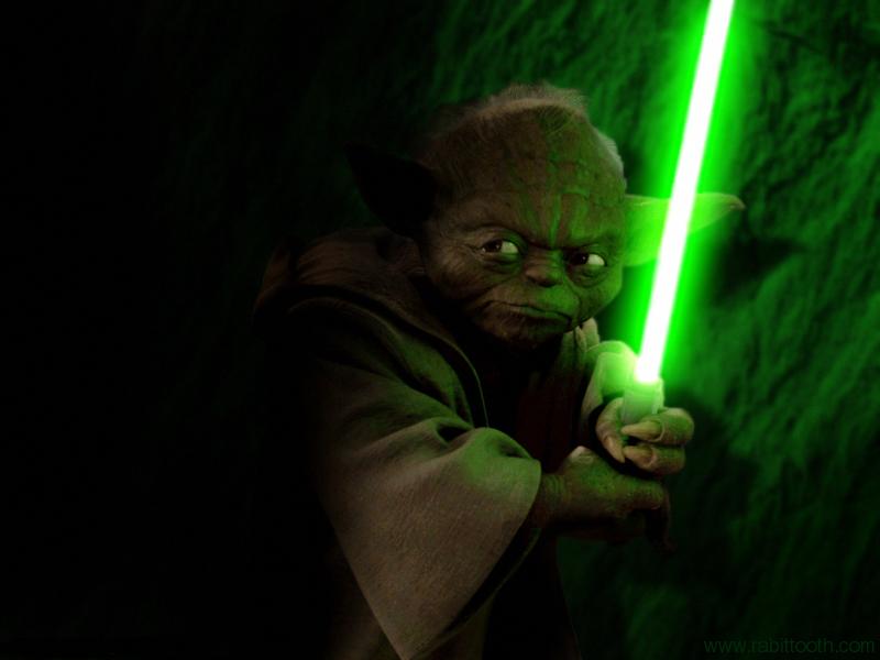 49 Star Wars Yoda Wallpaper On Wallpapersafari