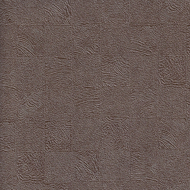 Brown Geometric Embossed Twilight Wallpaper contemporary wallpaper 640x640