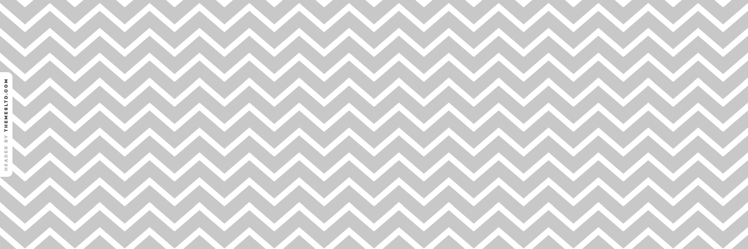 Grey Zig Zag White Stripes Askfm Background   Stripe Wallpapers 1500x500