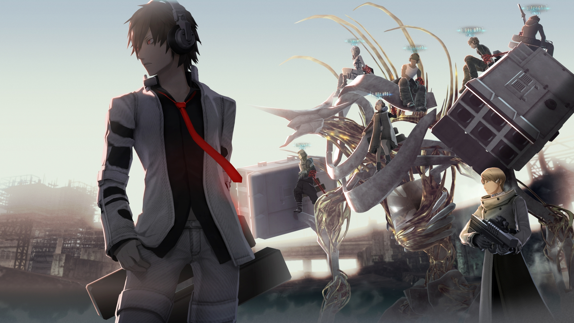 Freedom Wars Out Today on PS Vita This Friday in Europe 1920x1080