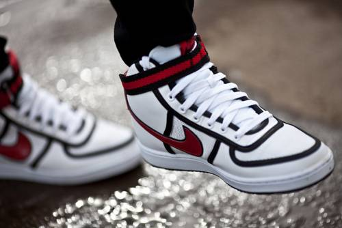 Dope Nikes] Some Awesome Nikes   White Black Red 500x334