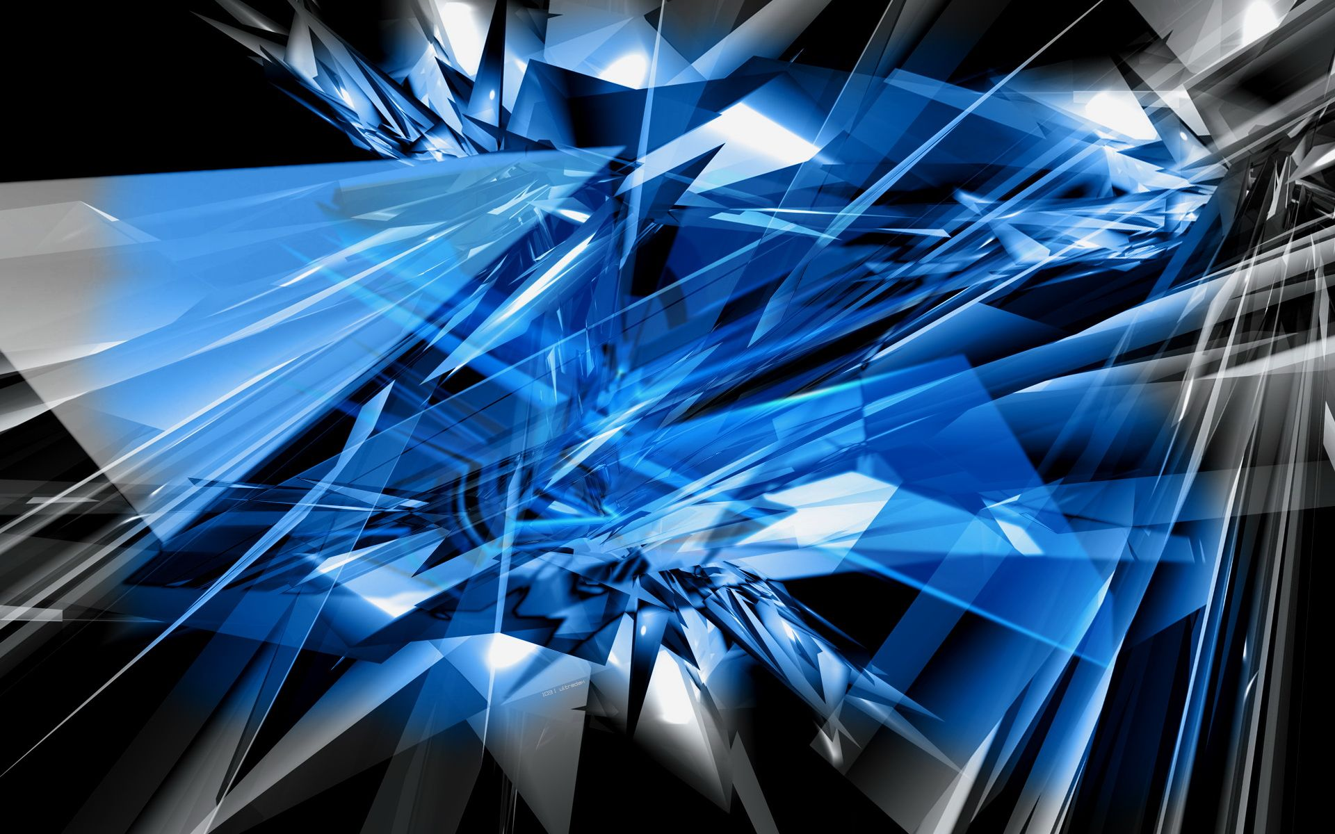 Abstract Shattered Glass 1920 1200 in Wallpapers 1920x1200