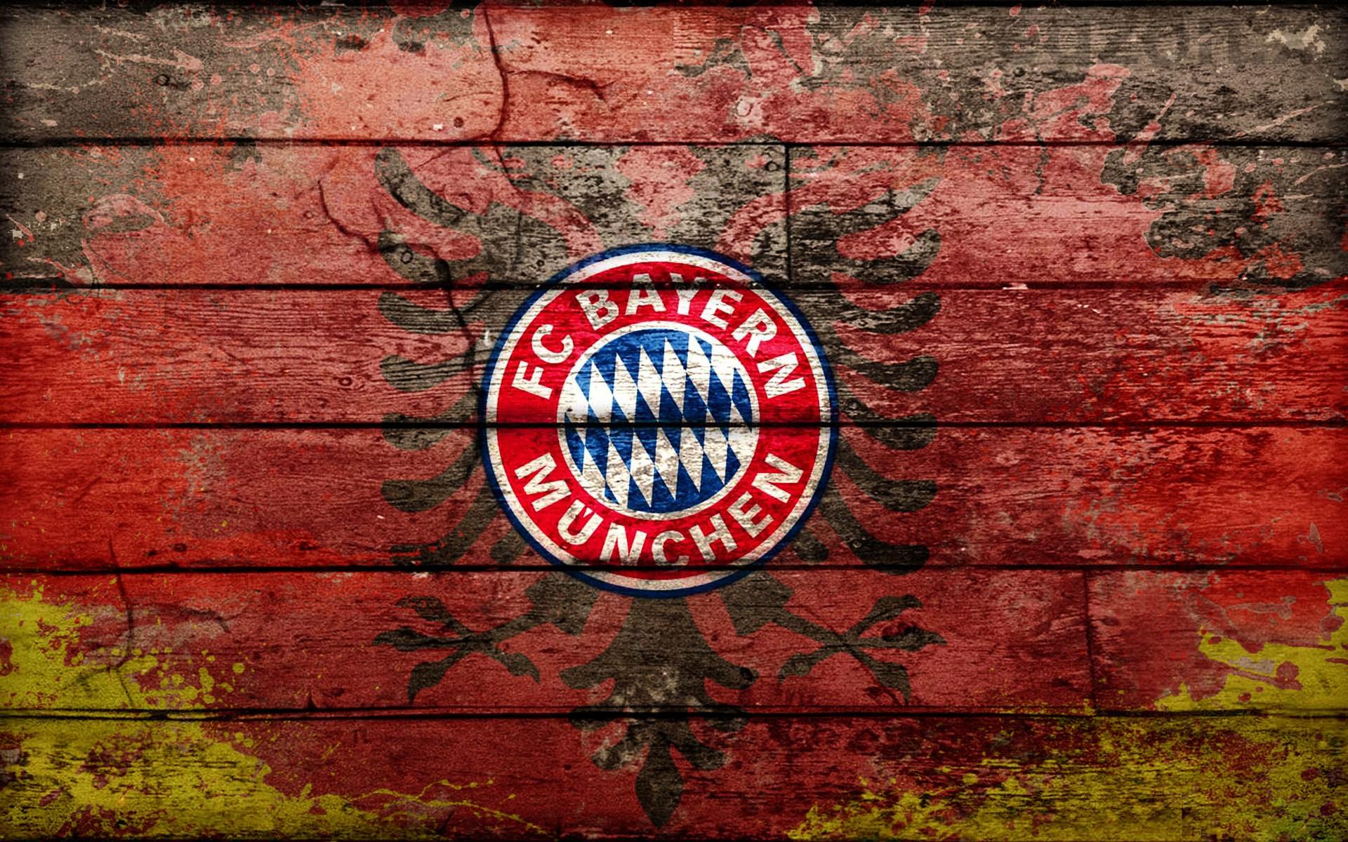 FC Bayern Munich Logo Wallpaper   New HD Wallpapers 1920x1200