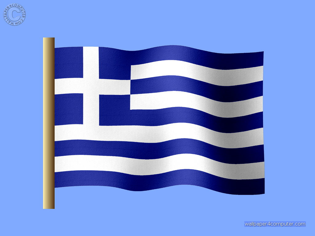Greek Flag 1024x768