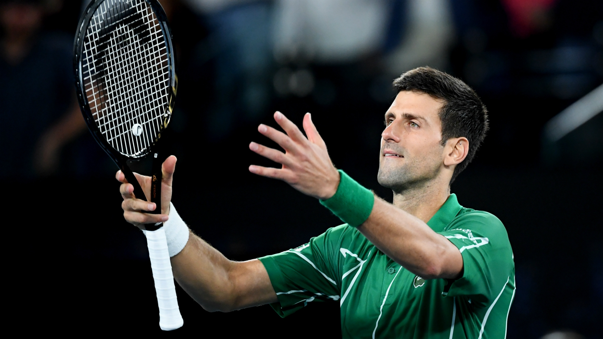 Australian Open 2020 Djokovic insists he is not dominating 1920x1080