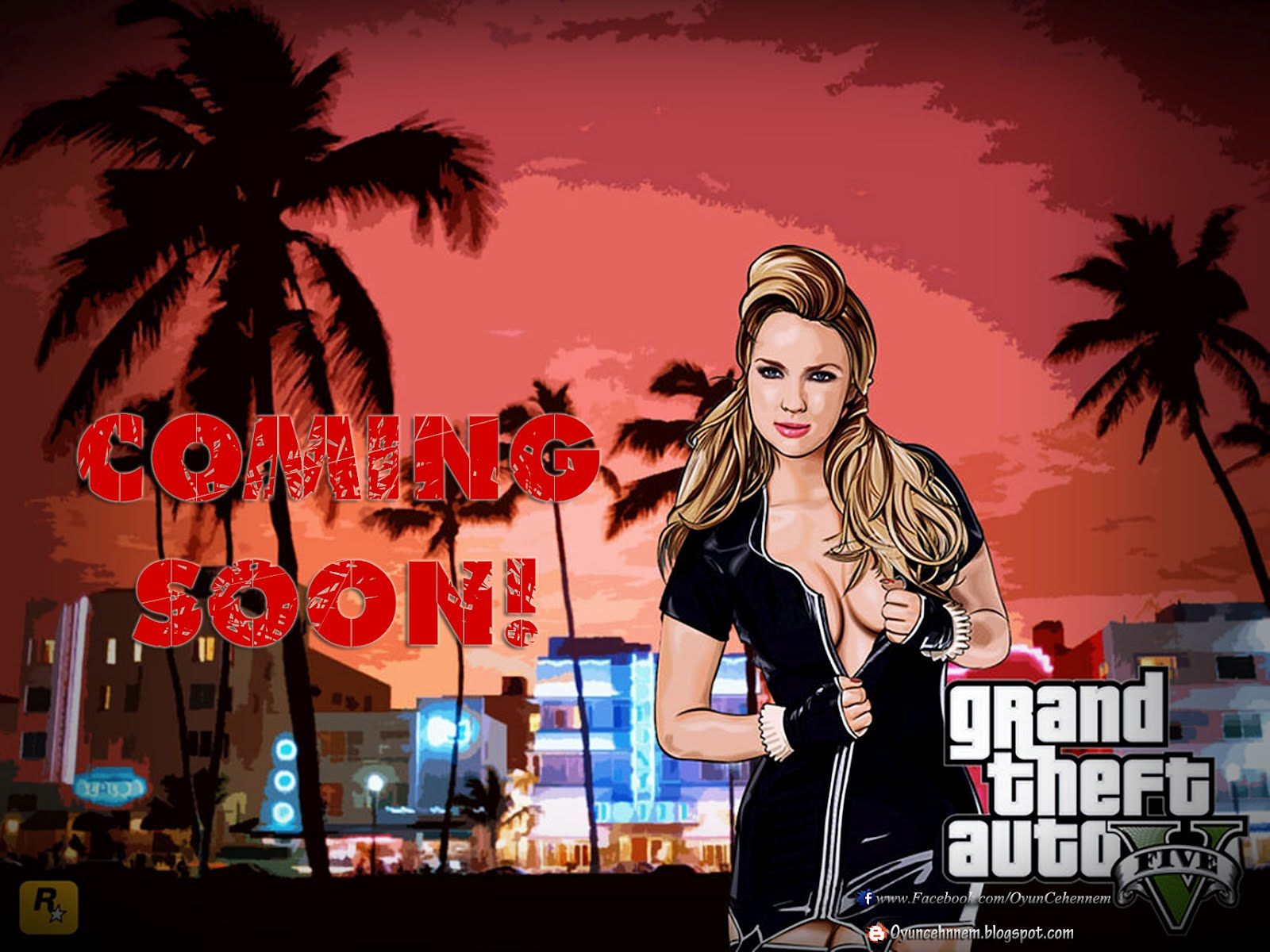 Gta 5 Girl Wallpaper Wallpapersafari
