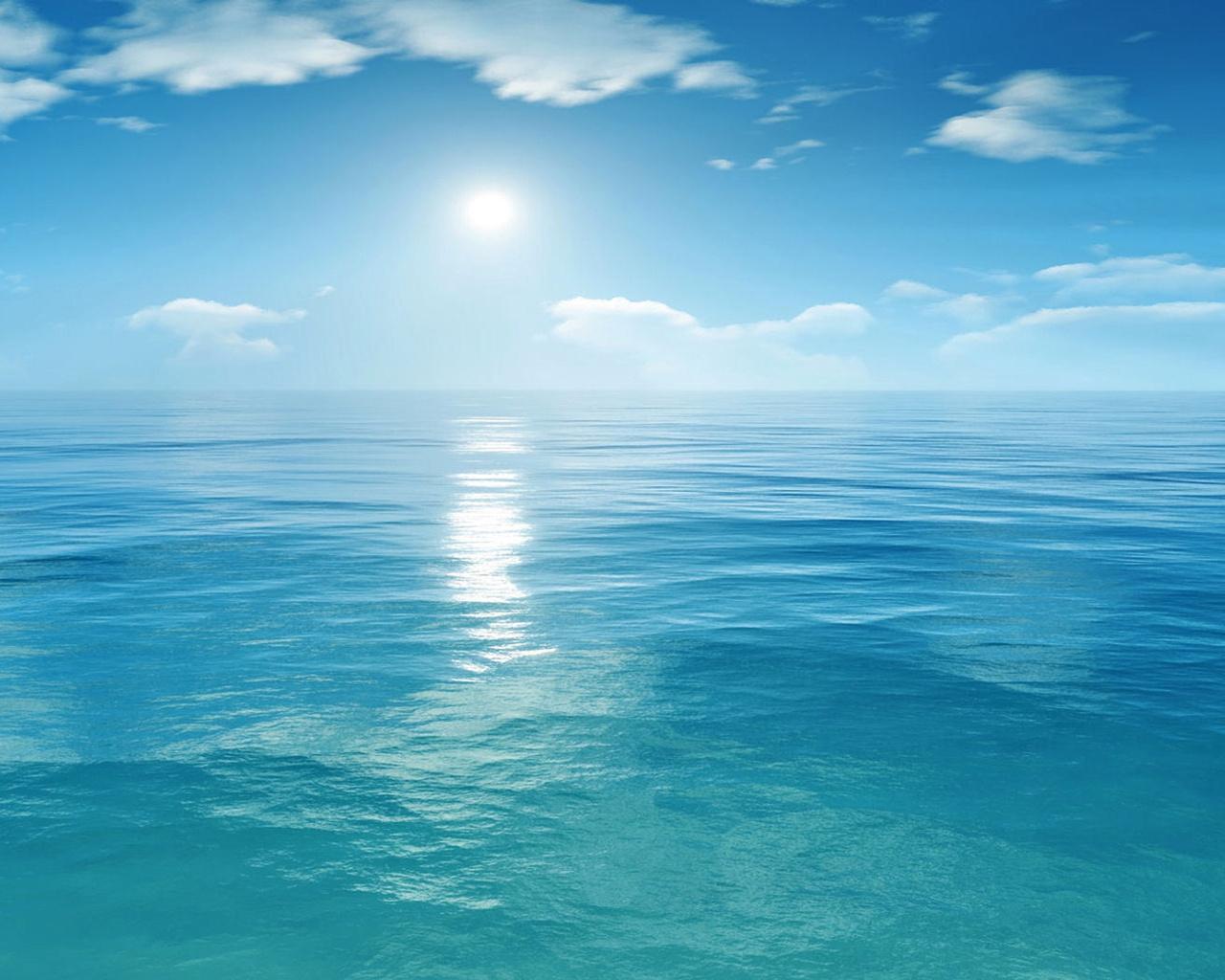 Download Sea Water Wallpaper 1280x1024   Full HD Wall 1280x1024