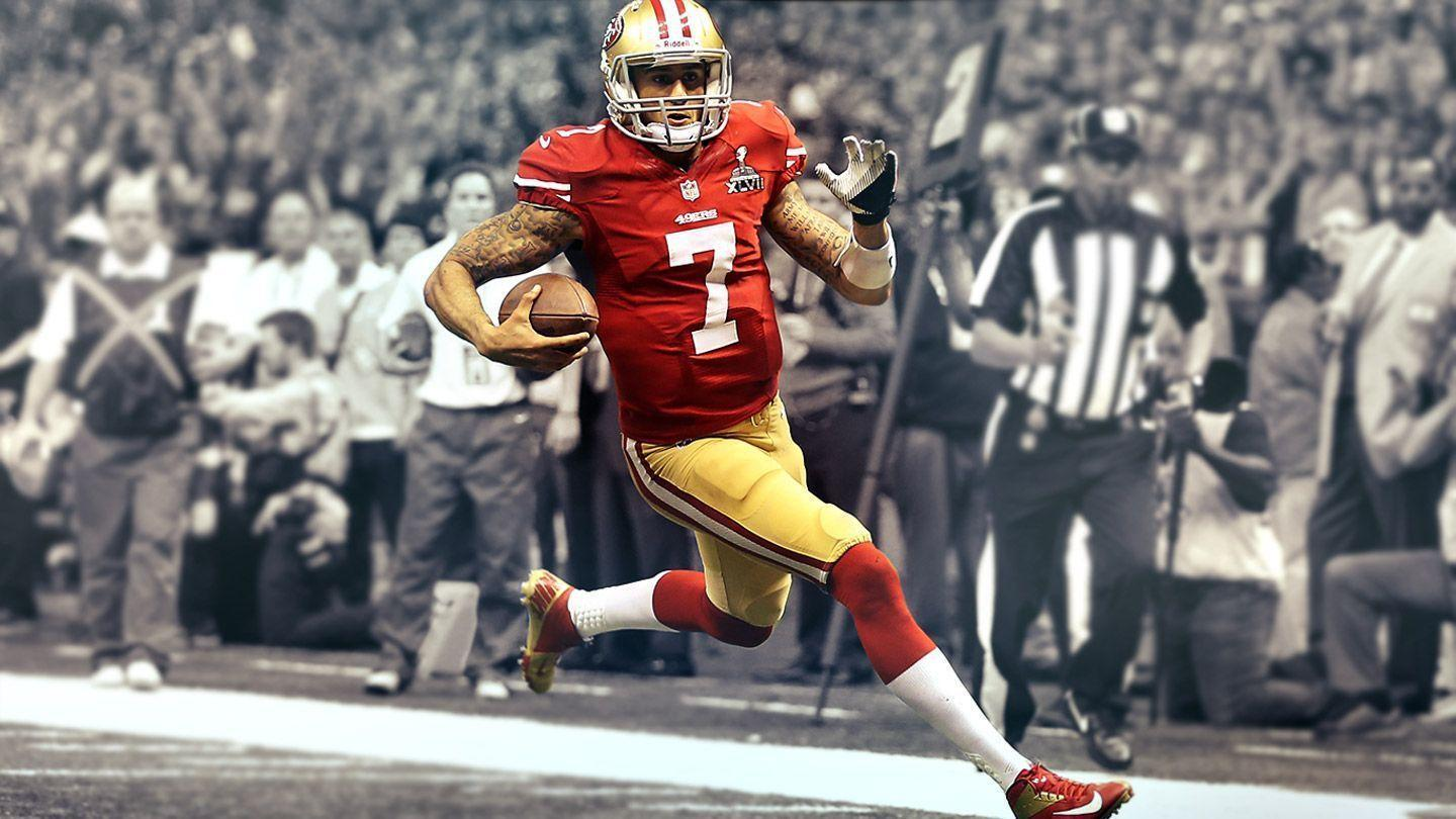 Colin Kaepernick 49ers Wallpapers 1440x810