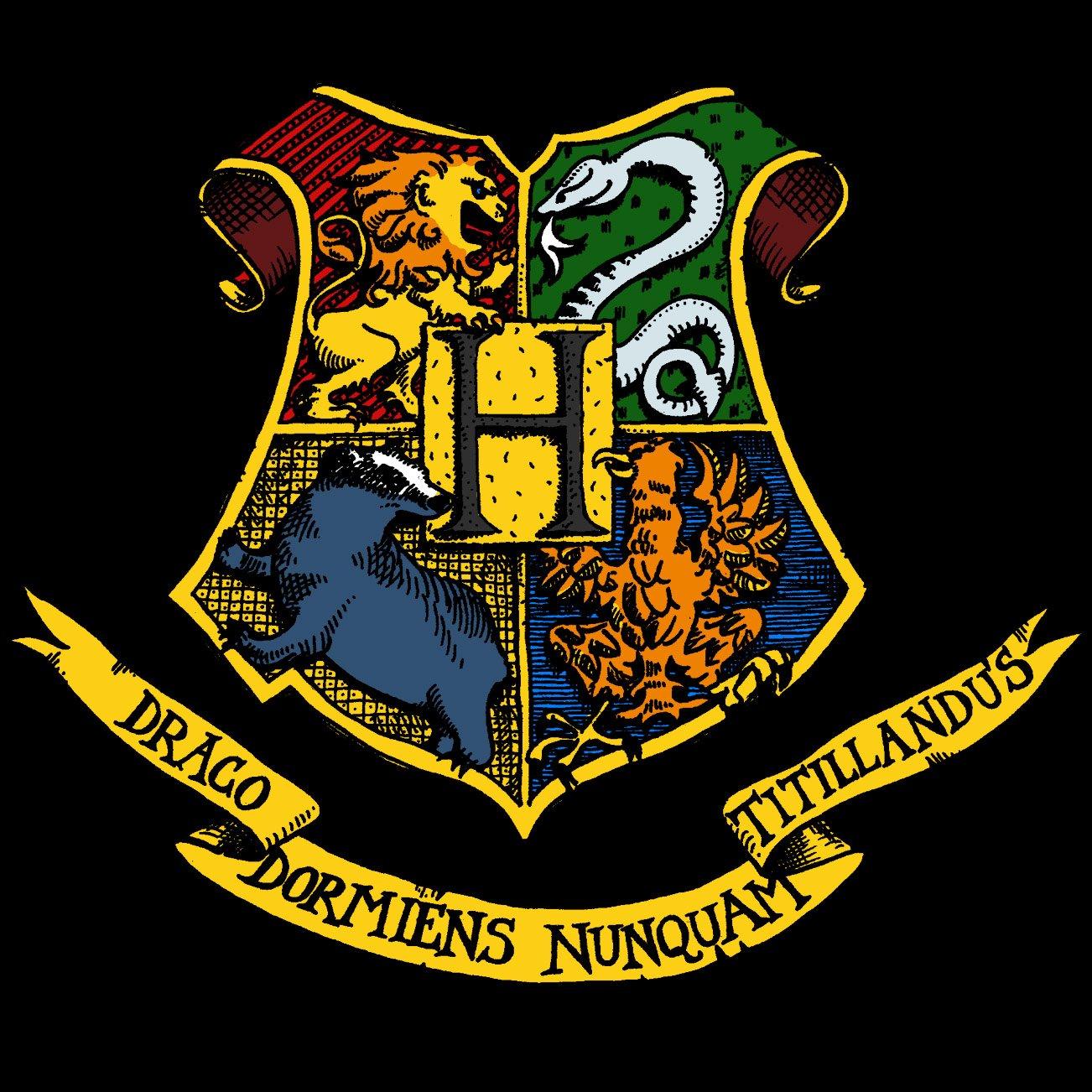Logo Hogwarts School What Hogwarts School Subject 1302x1302