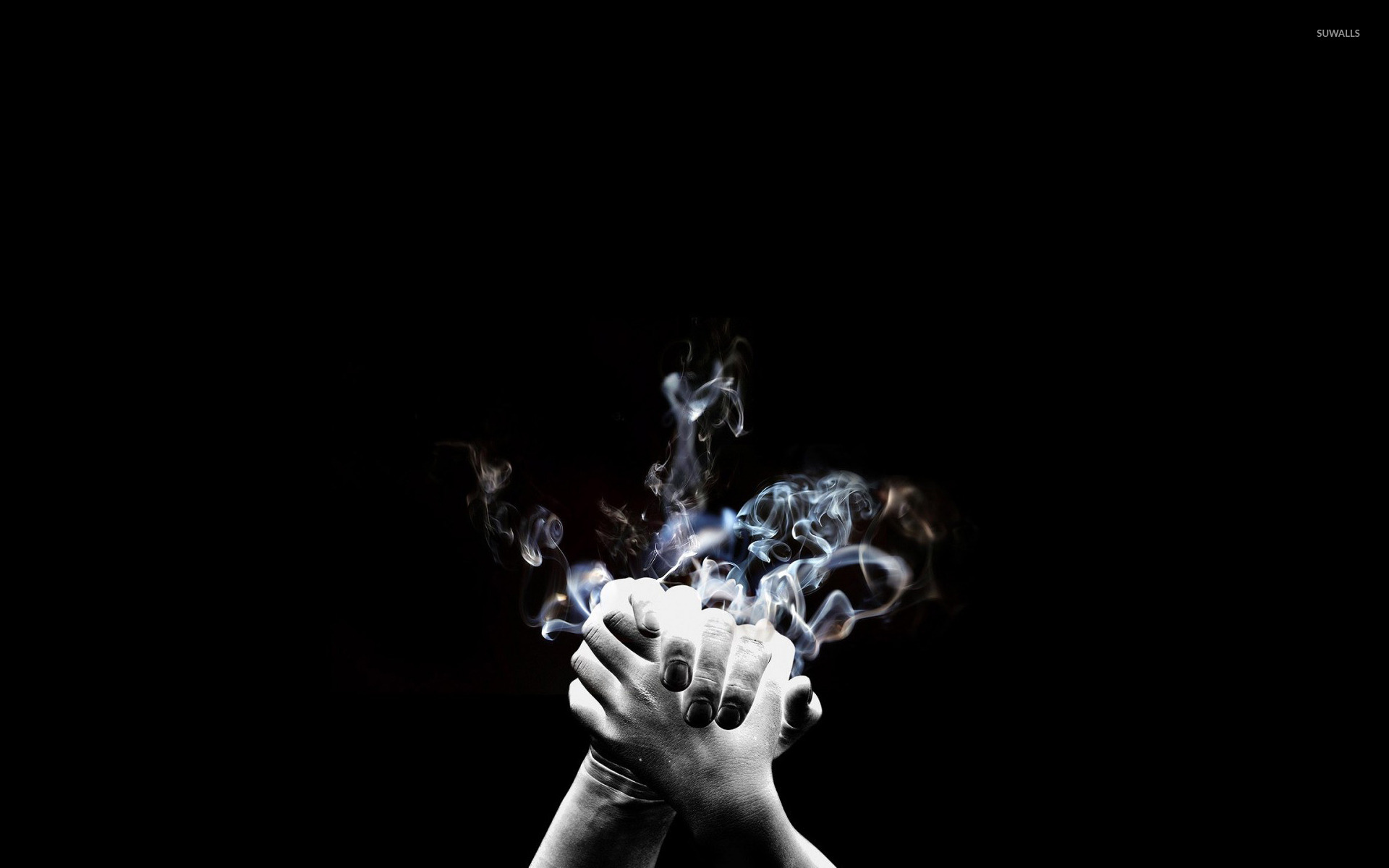 Smoking Hands wallpaper   Digital Art wallpapers   14458 1920x1200