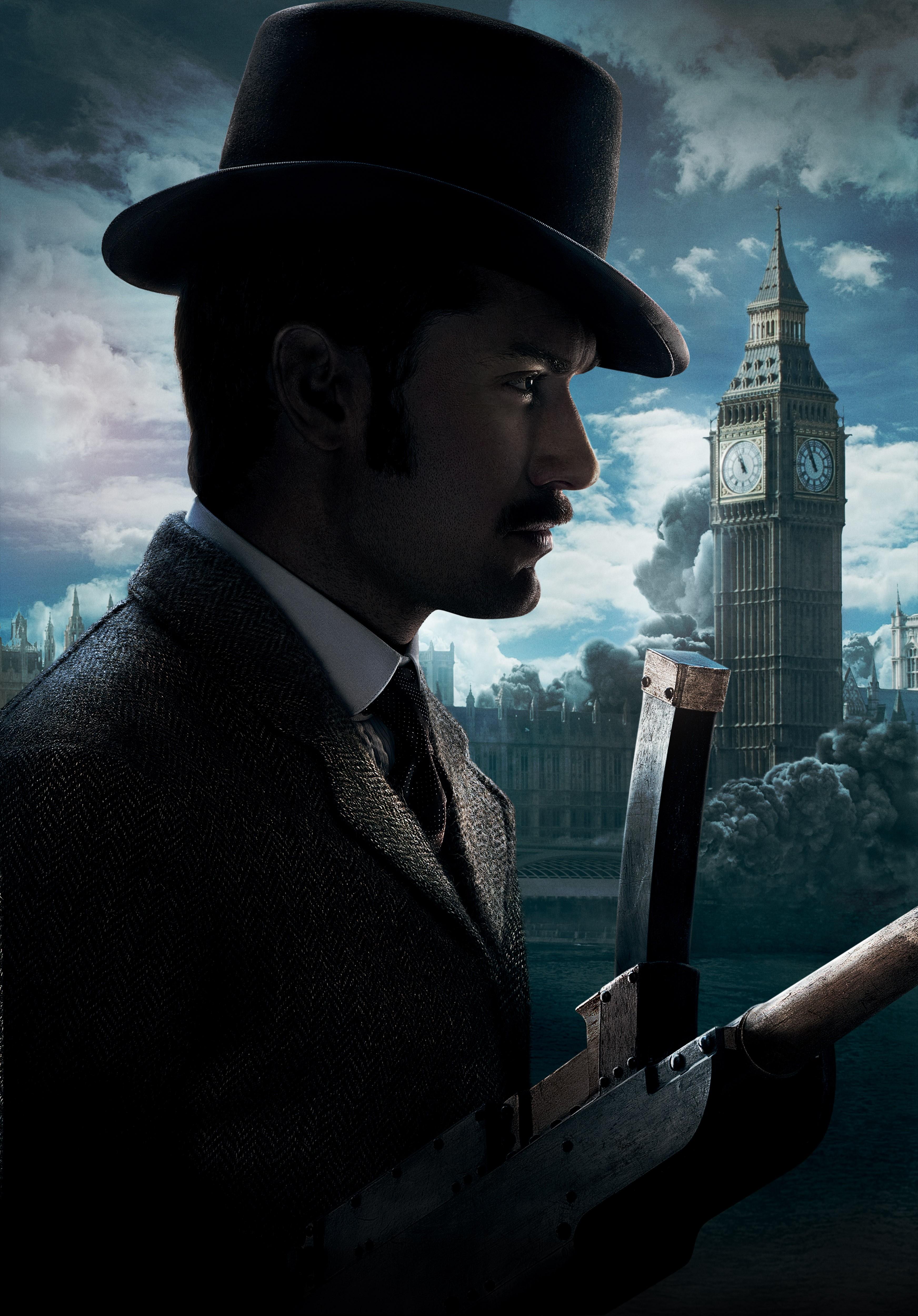 молодое шерлок холмс угроза из прошлого постер предлагает