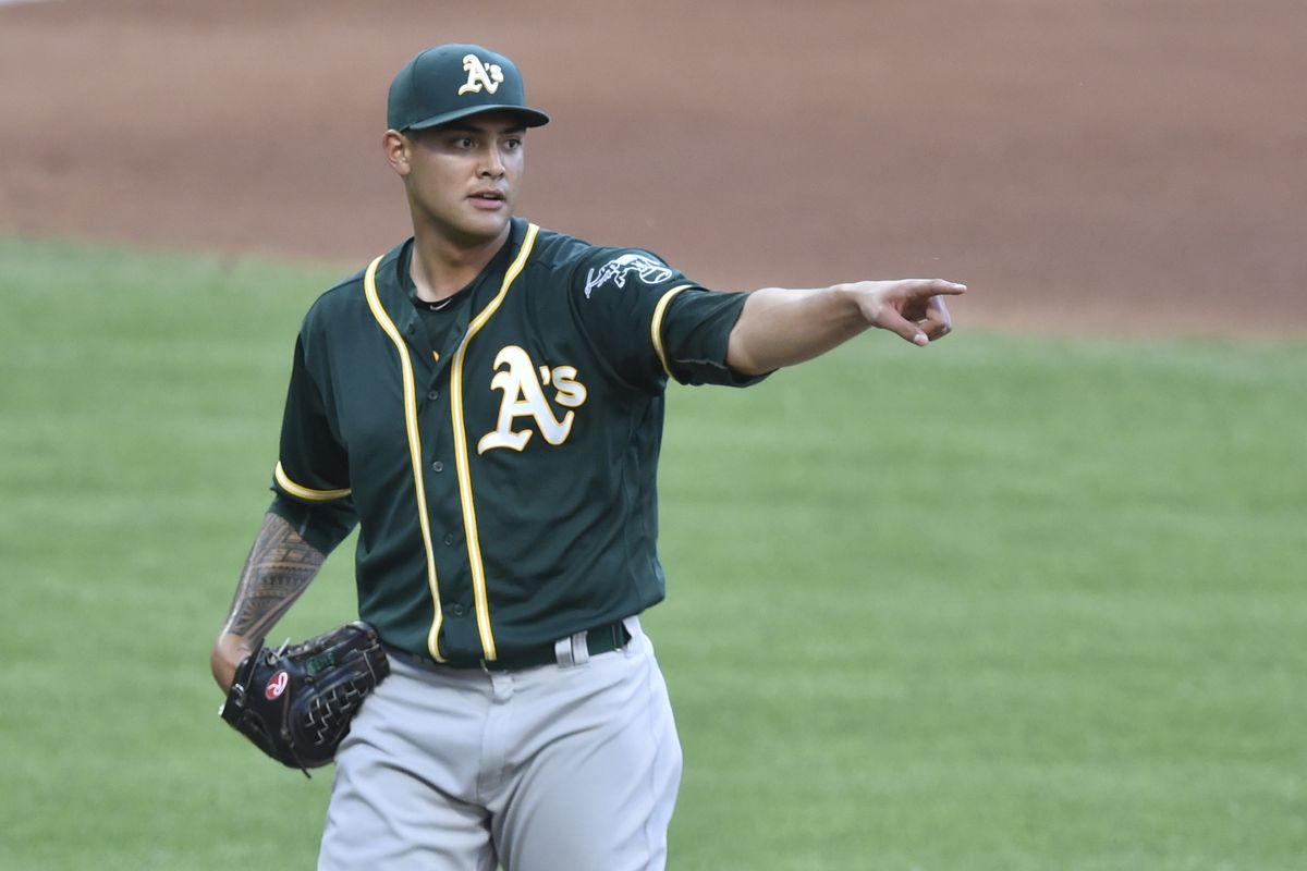 Sean Manaea is the pitcher everyone thought he could be   Beyond 1200x800