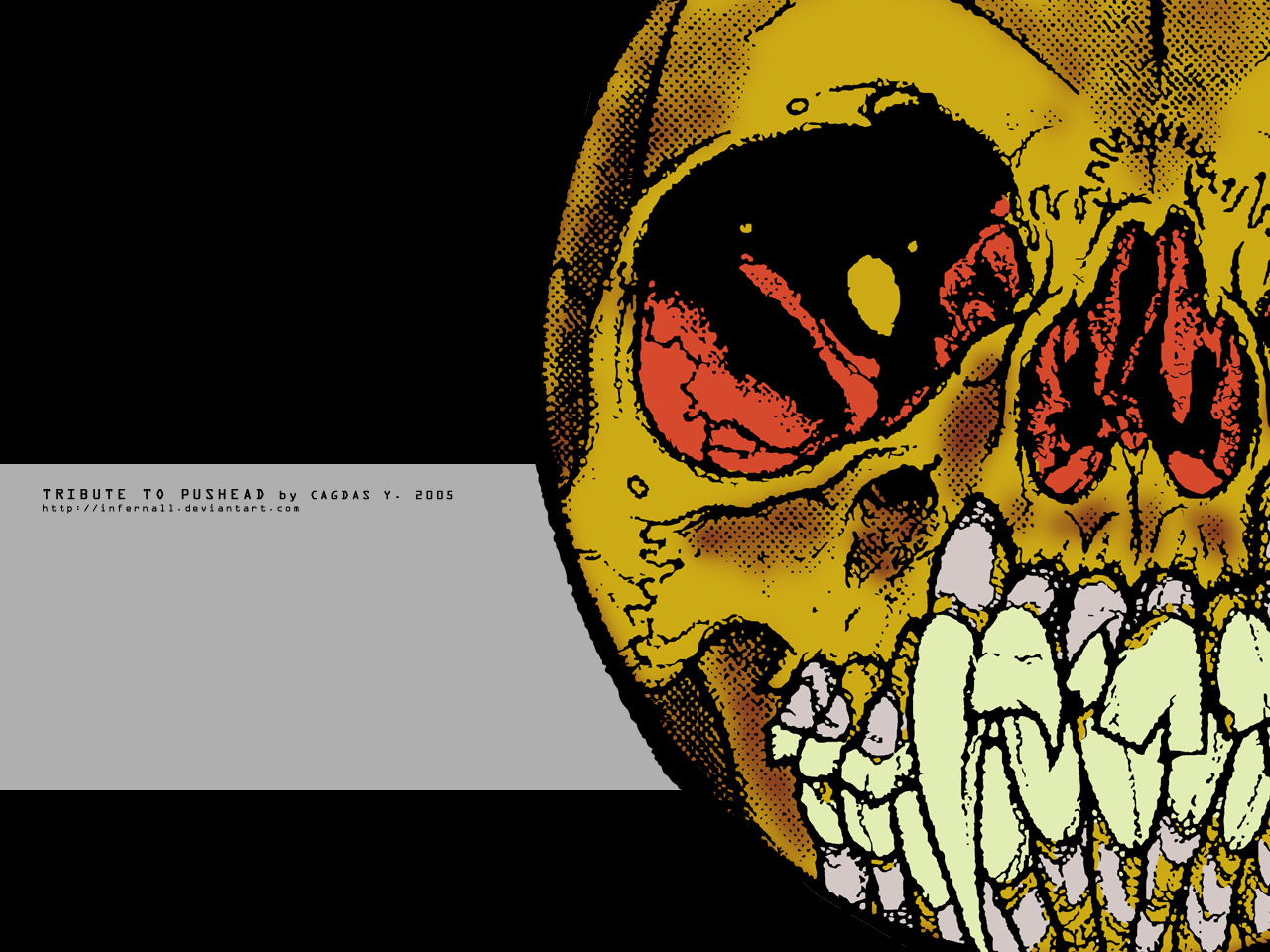 flaming skull wallpaper no 4 by cagdasyoldas customization wallpaper 1280x960