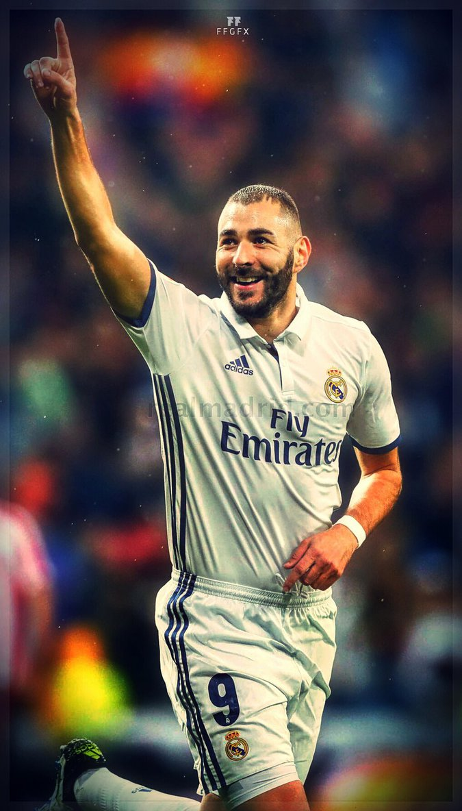 Image Source From Http   Karim Benzema 2017 Hd 1344248   HD 675x1184