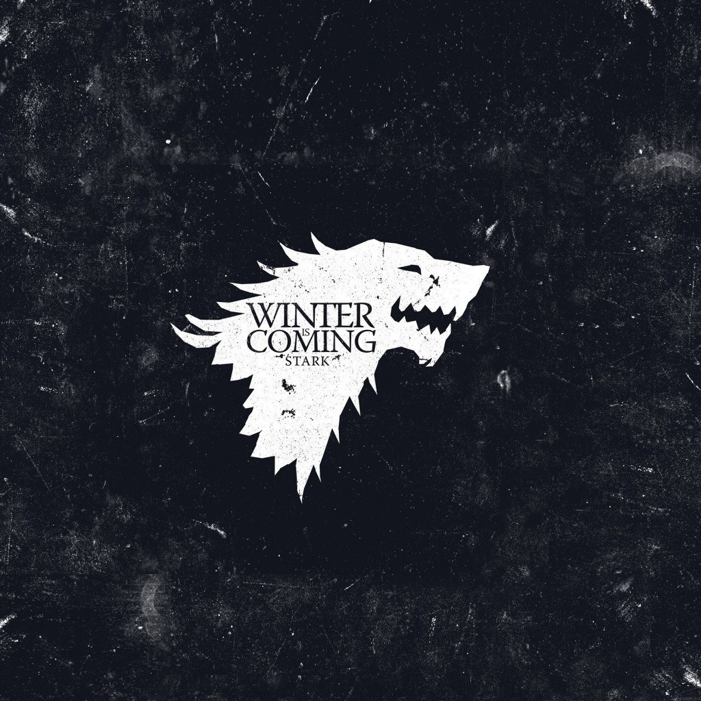 download wallpaper game of thrones winter is coming 9 1024x1024