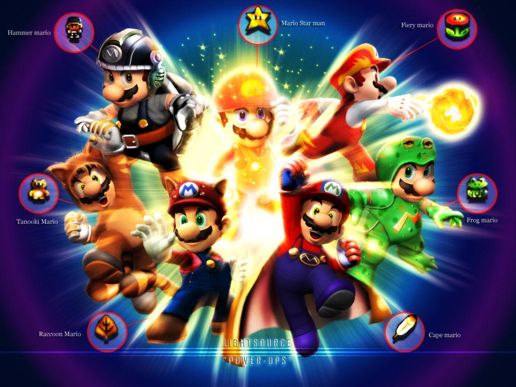 50+] Super Mario Brothers Wallpaper on WallpaperSafari