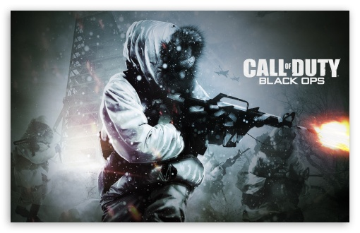 Black Ops HD wallpaper for Standard 43 54 Fullscreen UXGA XGA SVGA 510x330
