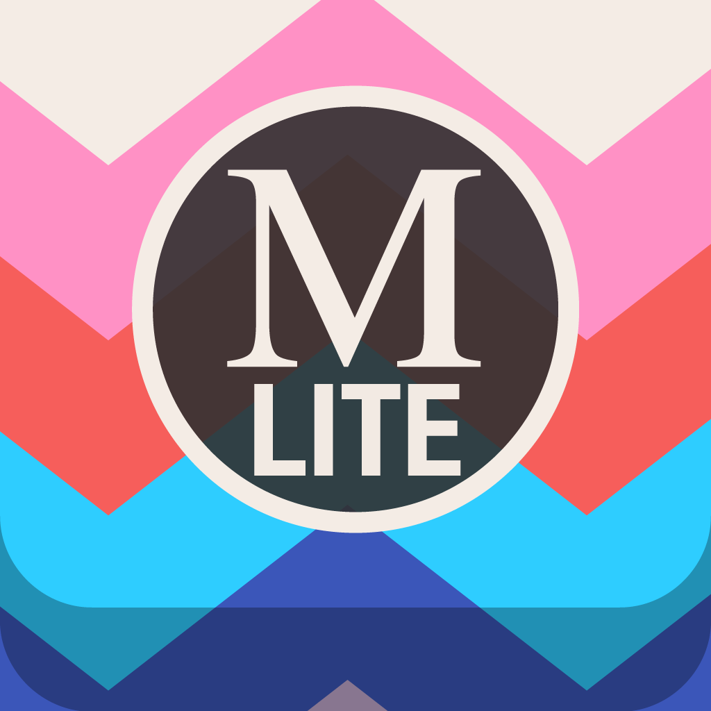 Monogram Lite   Wallpaper Backgrounds Maker HD with Glitter themes 1024x1024