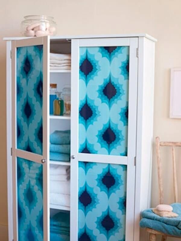 Wallpaper cabinet cover up source redbookmagcom 600x800
