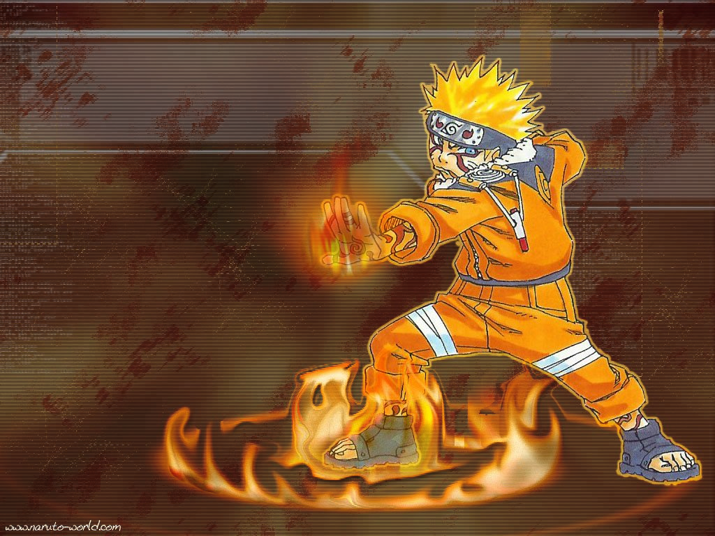 Naruto 3D Wallpapers   New Stylish Wallpapers 1024x768