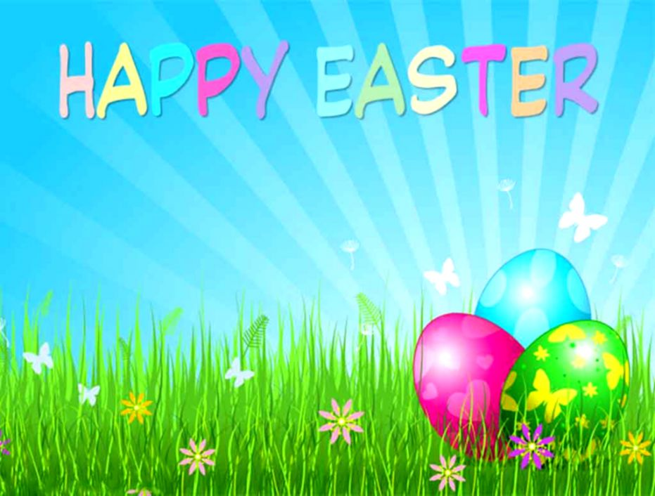 Easter Desktop Background Wallpapers for Fun 931x706