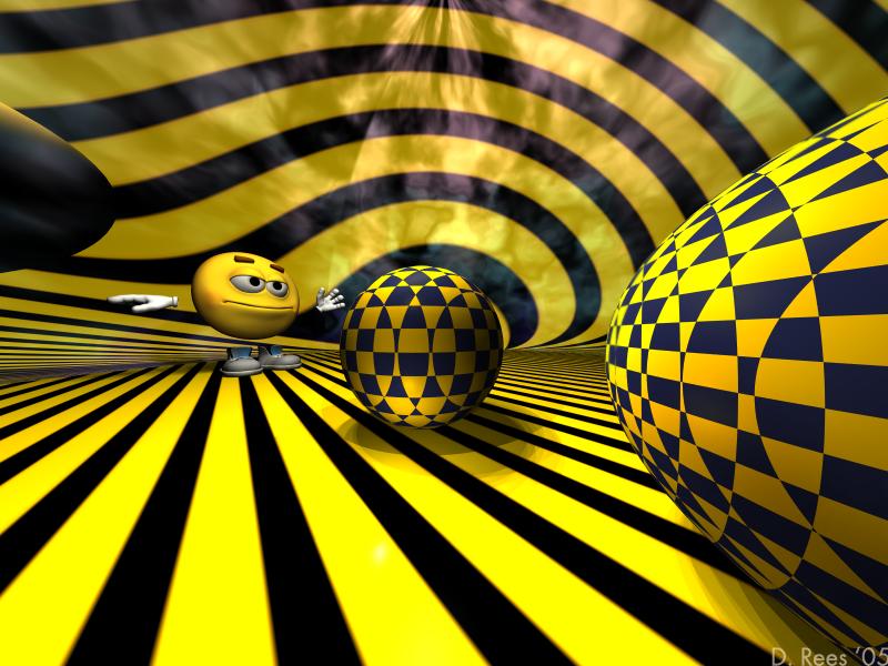 Yellow Wallpaper by Zethara 800x600
