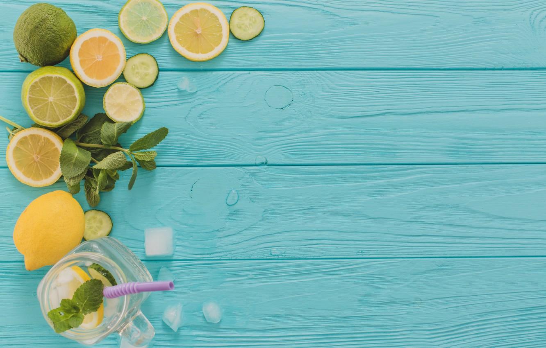 Wallpaper lemon tube mint lemonade images for desktop section 1332x850