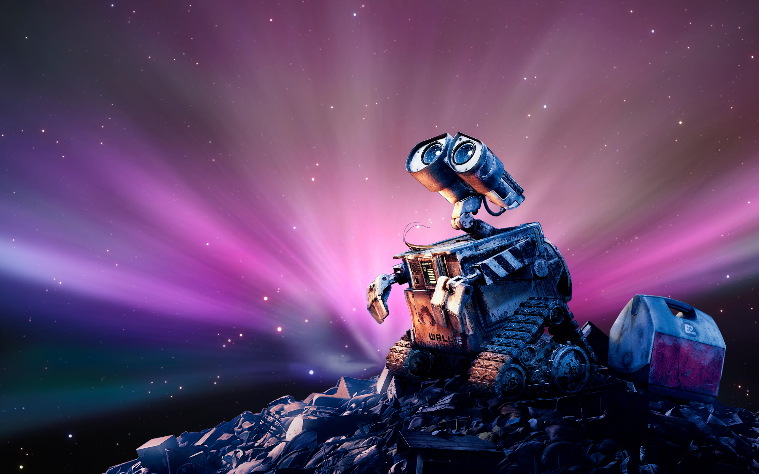 Free Download Walle Wallpapers Desktop Wallpapers 2560x1600 For