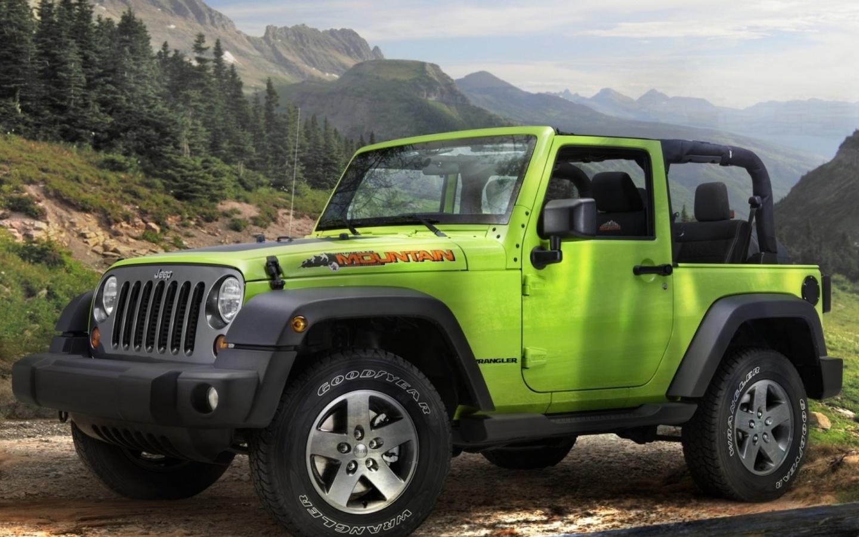 2012 Jeep Wrangler Mountain Wallpapers   1440x900   373377 1440x900