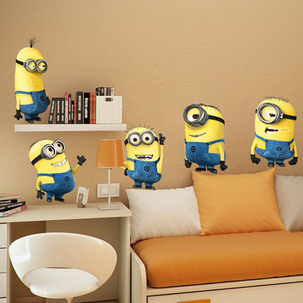 49+] Despicable Me Wallpaper for Rooms on WallpaperSafari