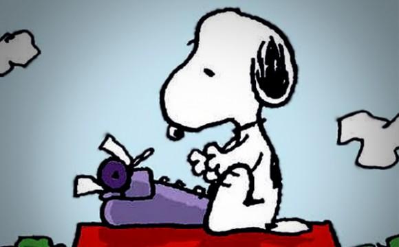 Snoopy Dog Desktop Screensavers For Background 580x360