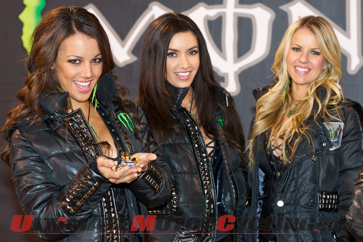 2012 AMA Supercross Girls Wallpaper 1200x800