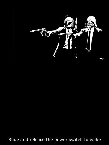 Vincent Jules Star Wars mashup  Kindle screensaver Flickr   Photo 375x500