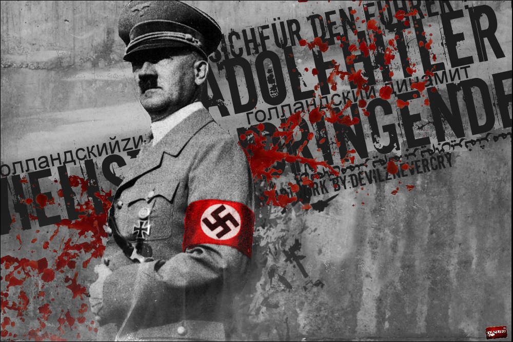 a paper on reign of power of adolf hitler and the nazis Read this essay on hitler: monster or man come browse our large adolf hitler was once a all of these factors lead to hitler and his nazis' becoming the sole.