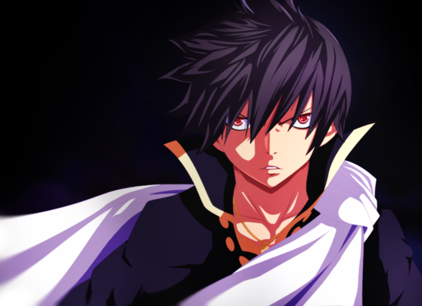 Fairy Tail Zeref Wallpaper Zeref   fairy tail 340 by 850x617