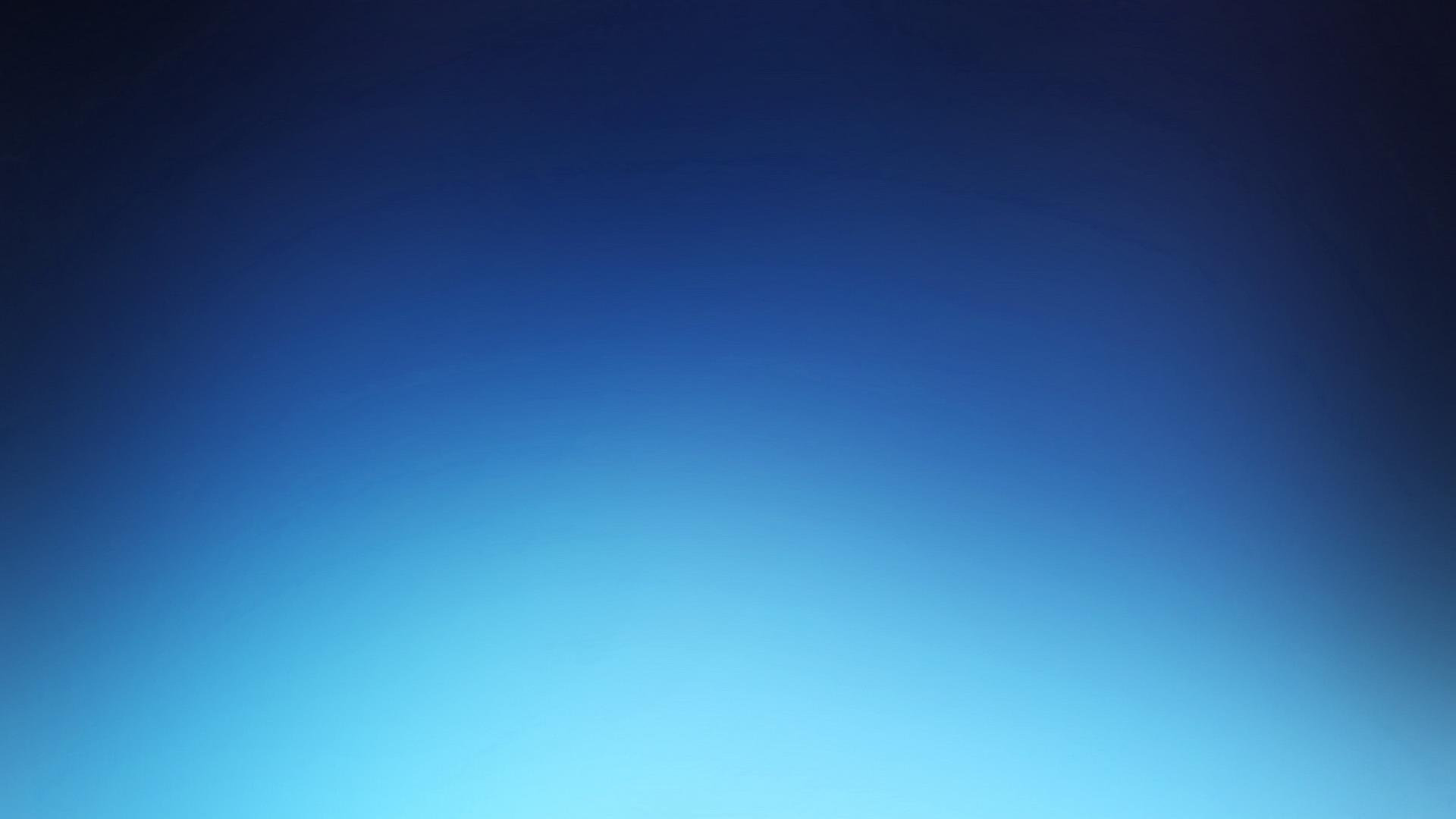 1920x1080 Blue Gradient System Wallpaper For Windwos 8 1920x1080