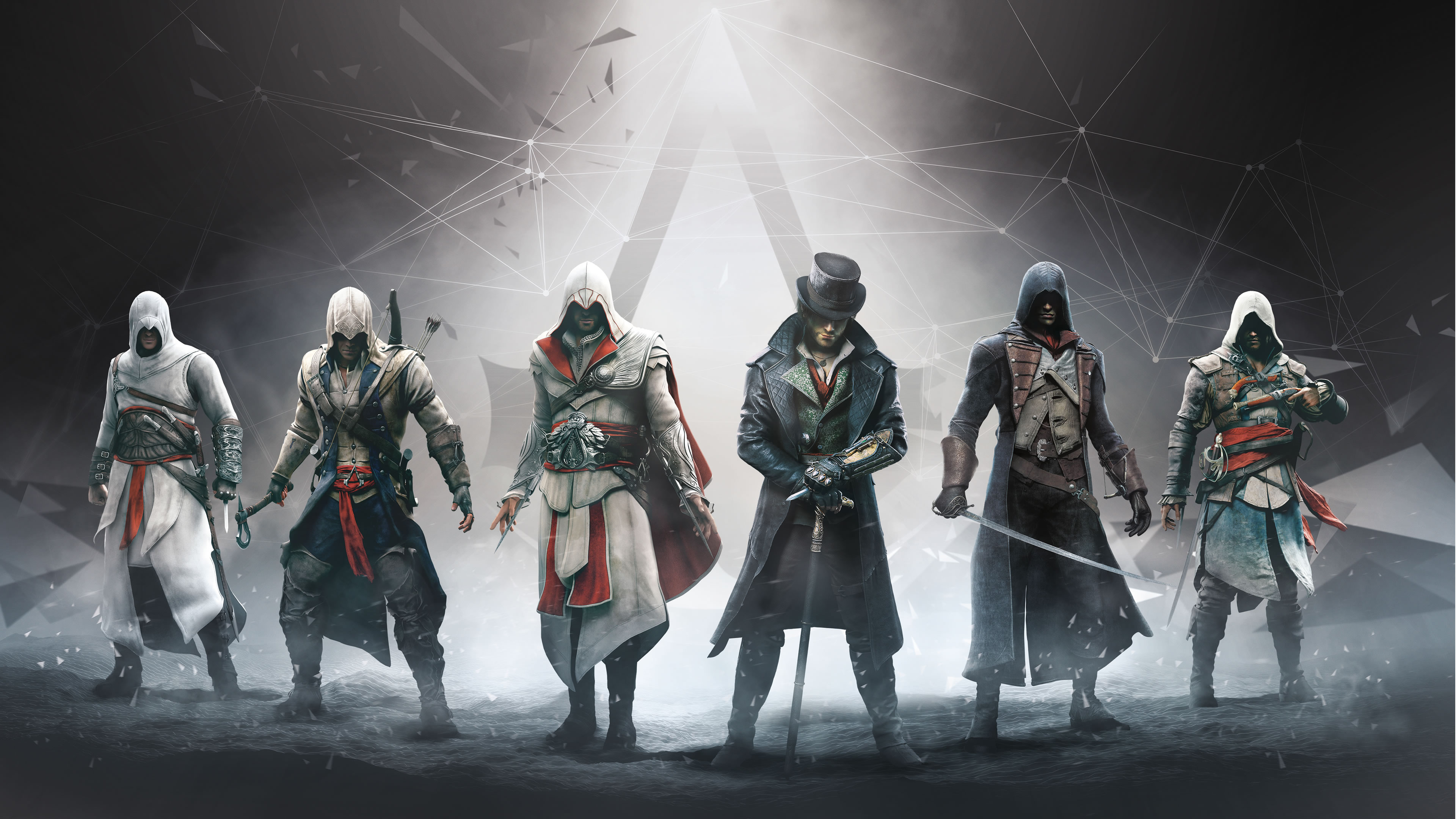 Assassins Creed Syndicate Amazing Wallpapers 3840x2160
