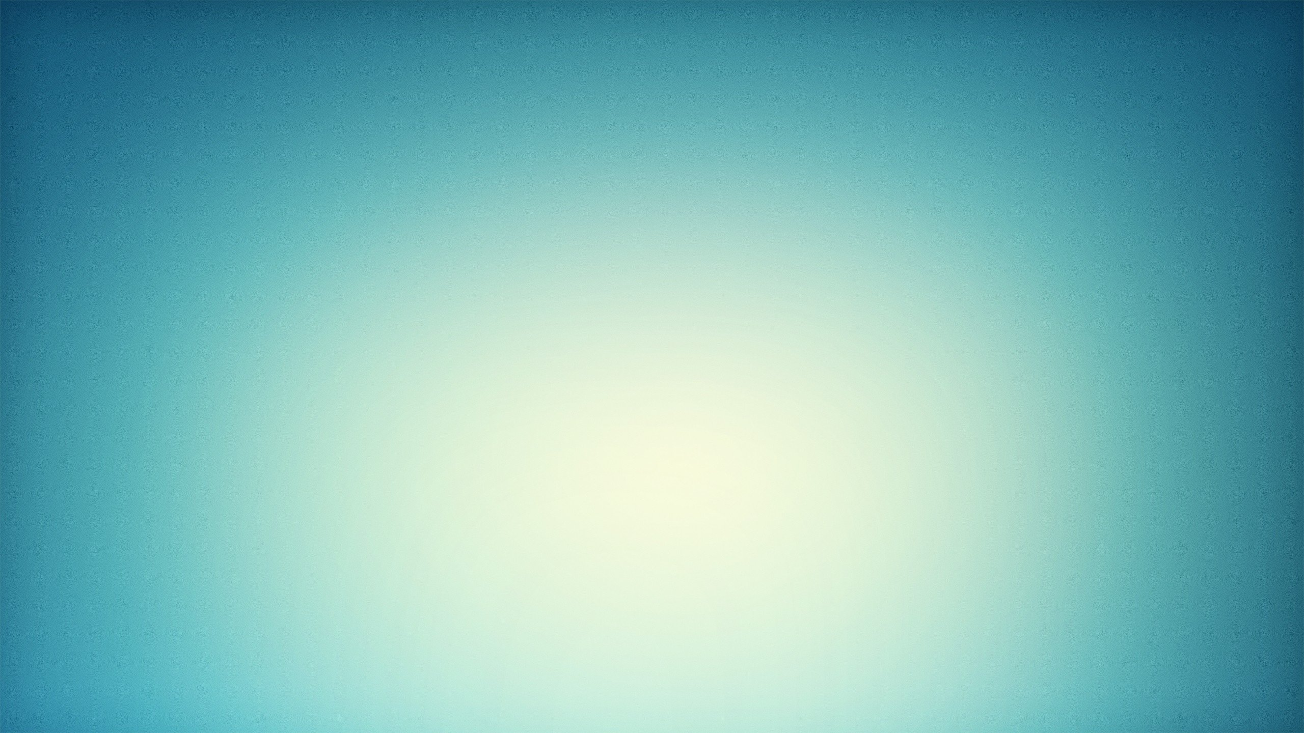 2560x1440 Clean Blue Background YouTube Channel Cover 2560x1440