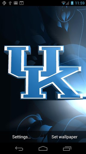 Kentucky Wildcats Iphone Wallpaper Kentucky wildcats pix tone 288x512