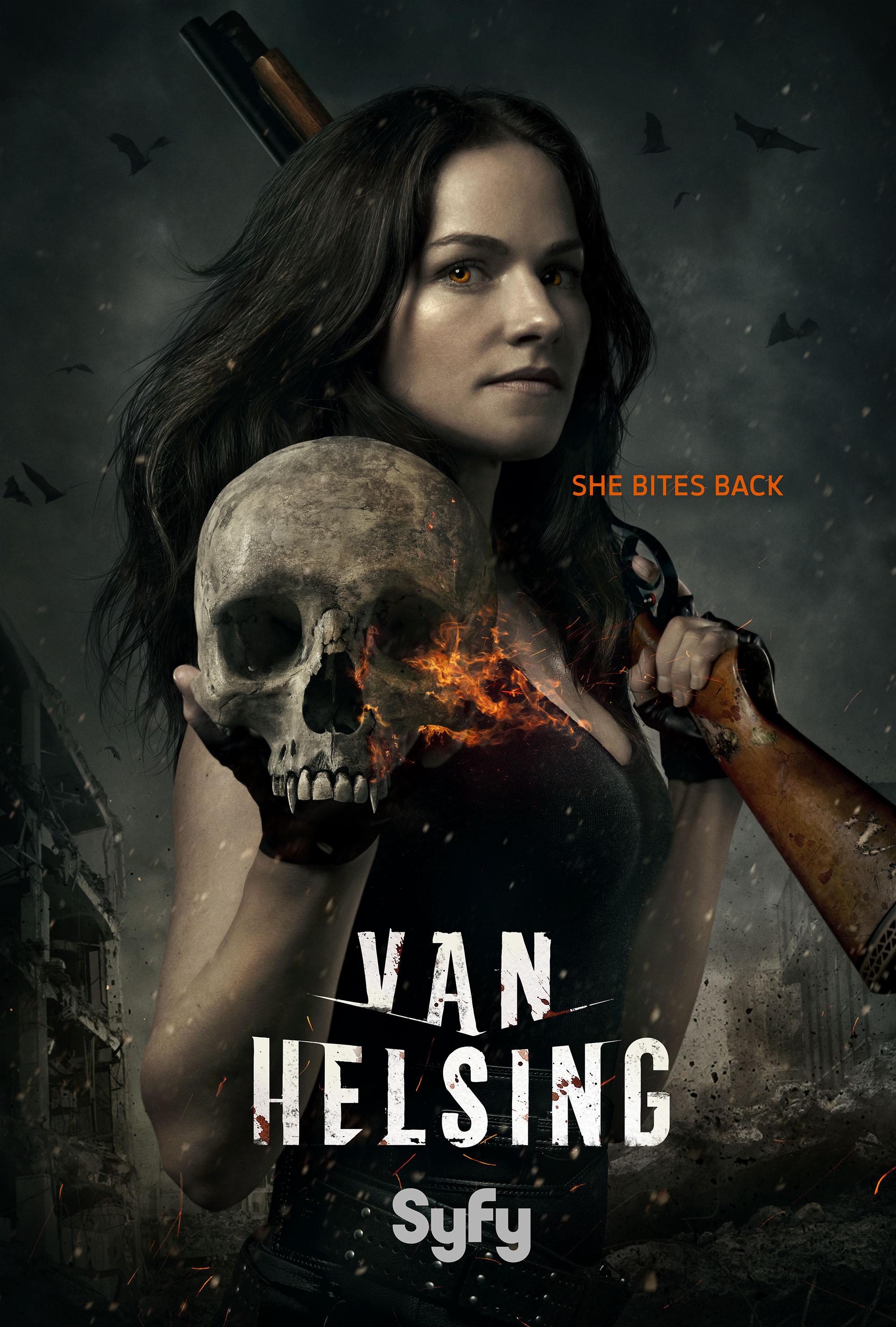 Van Helsing TV Series HD Wallpapers 2000x2963