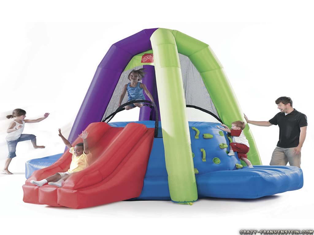 Kids joy Outdoor Toys wallpapers 1024x768