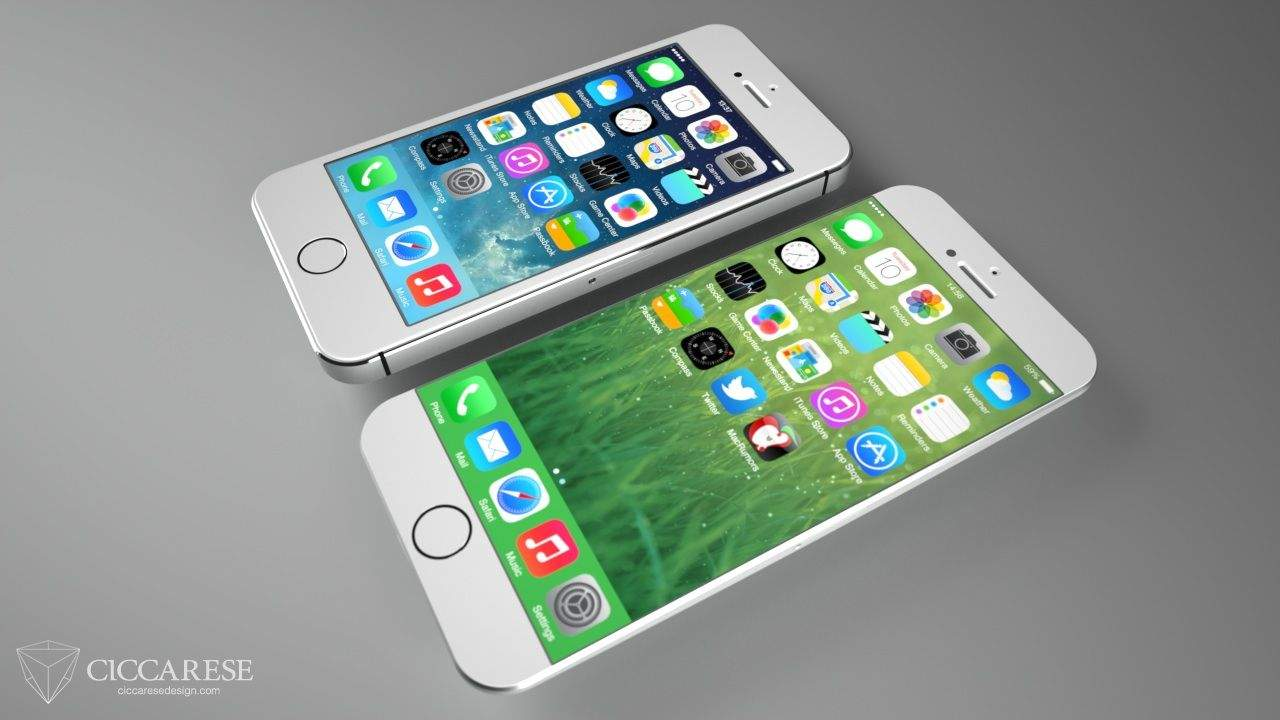 iPhone 6 Will Come In 2 Sizes But Only 1 Will Be Available Before The 1280x720