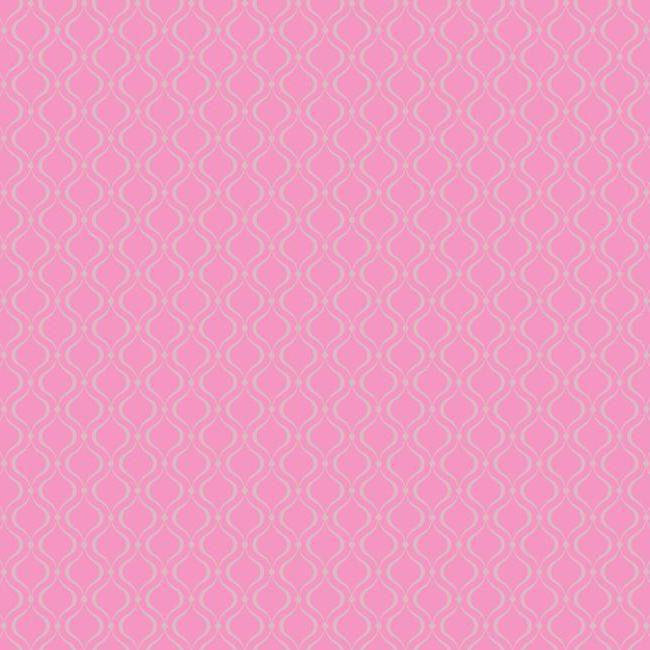 Glitter Trellis Pink Wallpaper   Wall Sticker Outlet 650x650