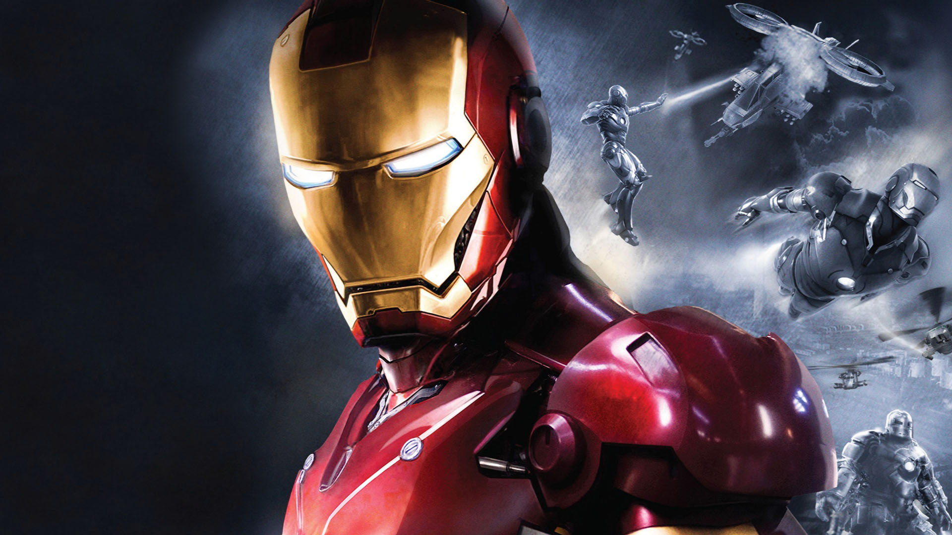 Iron Man 2 Wallpaper HD Widescreen Desktop 1 HD Desktop 1920x1080