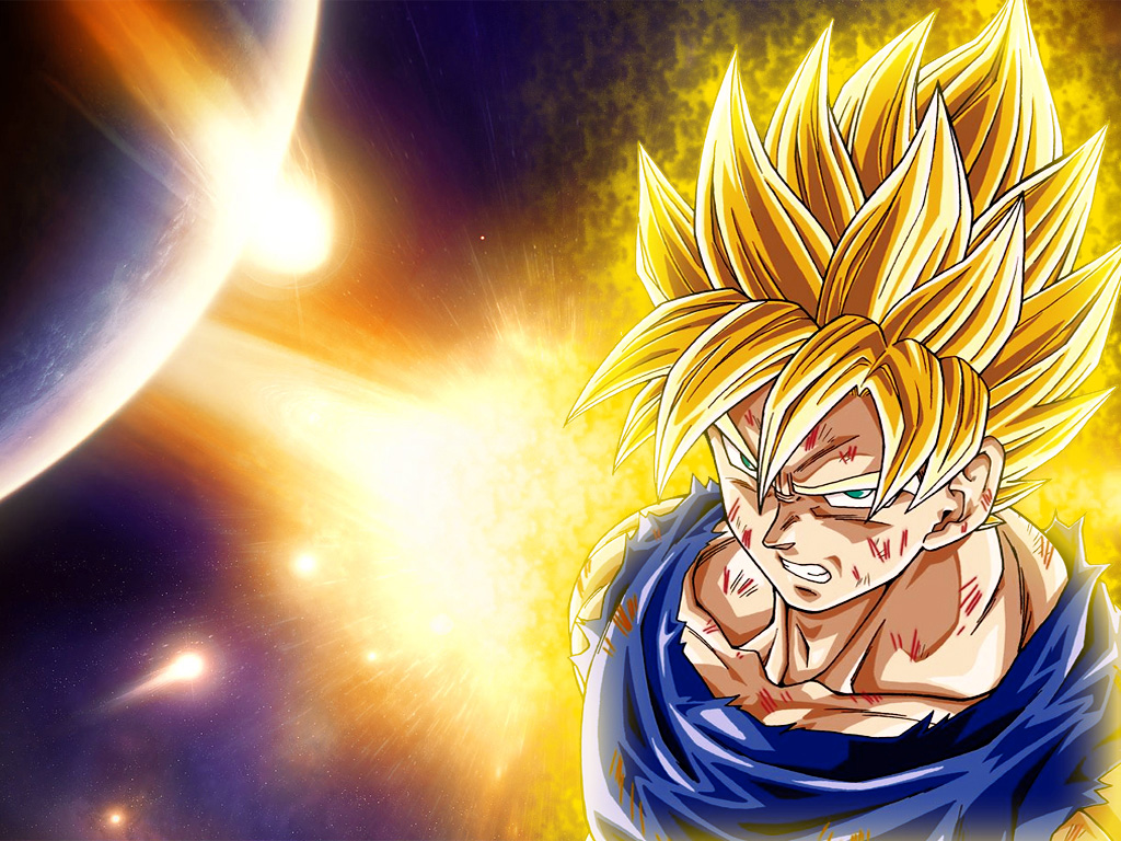 Kawaii Wallpapers    Dragon Ball Z Wallpapers   Goku   Fondos de 1024x768