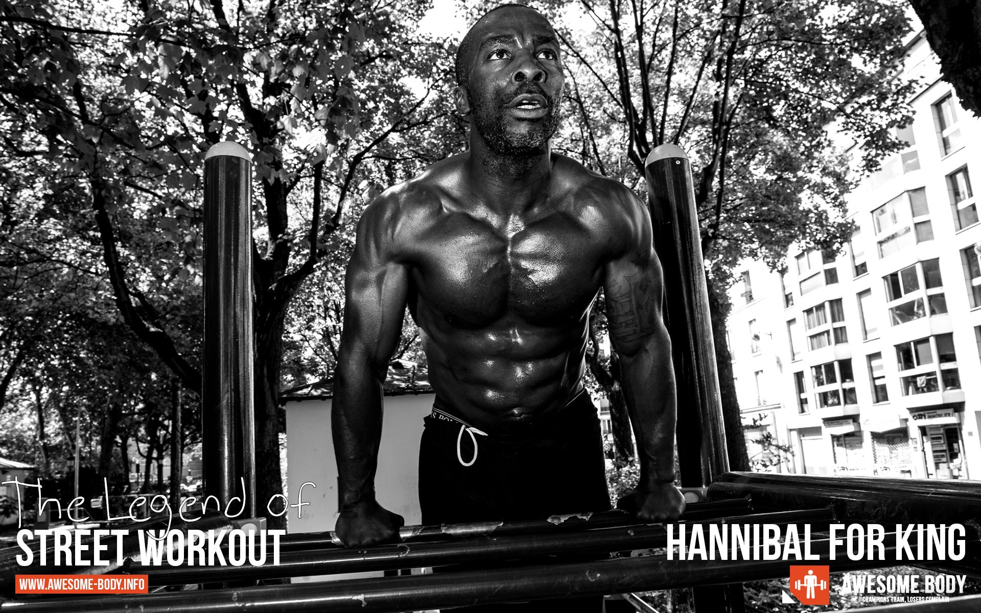 Street Workout Wallpapers HD Legend Hannibal For King Streetworkut 1920x1200