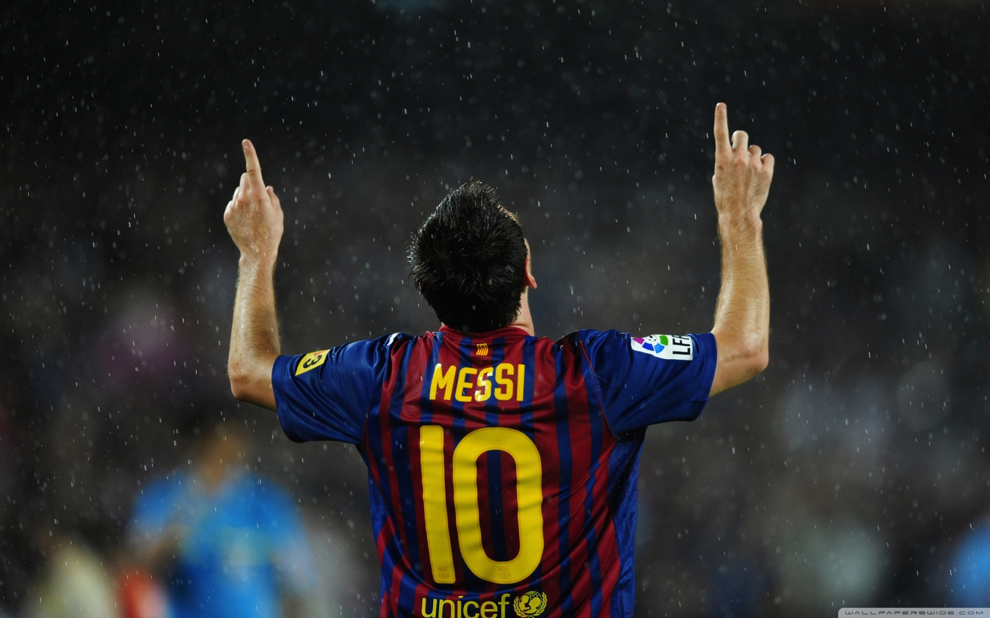 Lionel Messi II Wallpaper   Football Wallpaper 1440x900