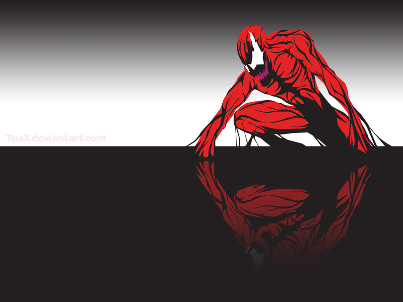 carnage hd wallpaper color palette tags carnage category general 800x600