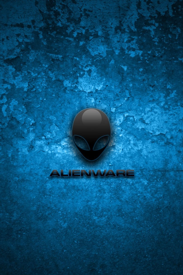Cool Alienware Pattern Iphone 5 Wallpapers 640x960 Hd Iphone 640x960