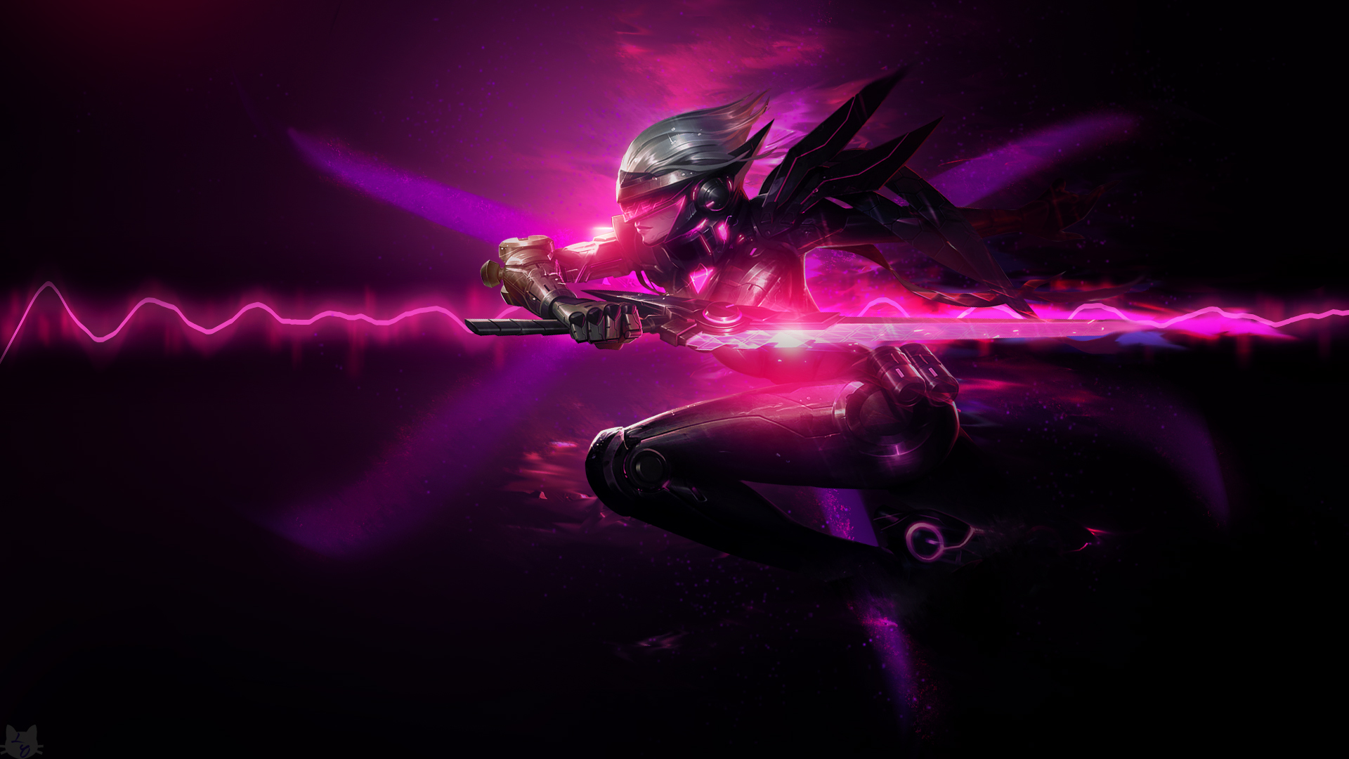 Free Download Project Fiora Fan Art League Of Legends Wallpapers
